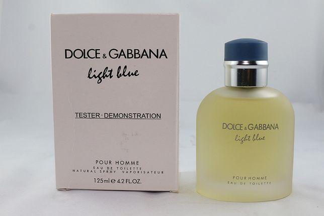 Perfumy Dolce&Gabbana Light blue 125ml