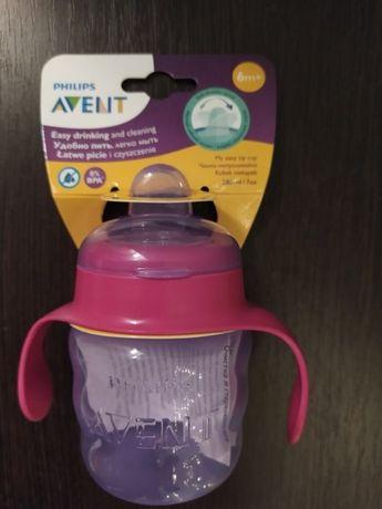 Чашка-непроливайка поїльник Philips AVENT поильник