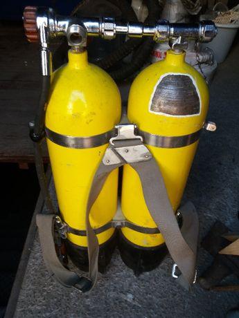 Продам баллоны АВМ-7 + 7 литров