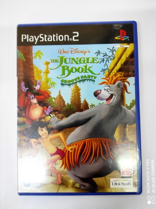 the Jungle Book Groove Party Ps2 Suwałki - image 1