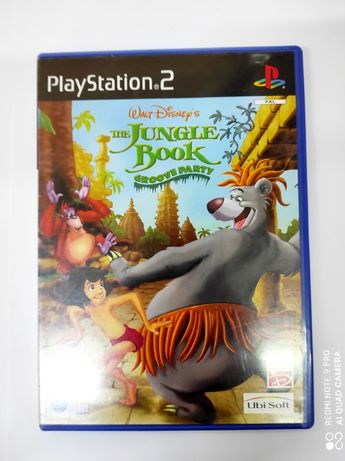 the Jungle Book Groove Party Ps2