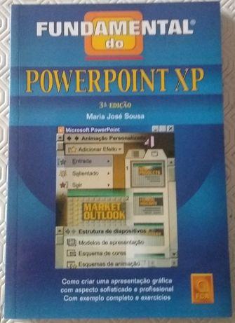 Livro Fundamental do Power Point XP_3ª Edição FCA - Grupo LIDEL
