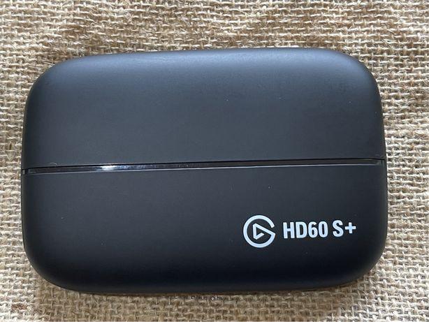 Placa de captura Elgato hd60S+