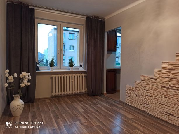 Przytulne dwupokojowe mieszkanie w Skarżysku- Kamiennej.