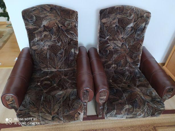 Fotele retro 2 sztuki