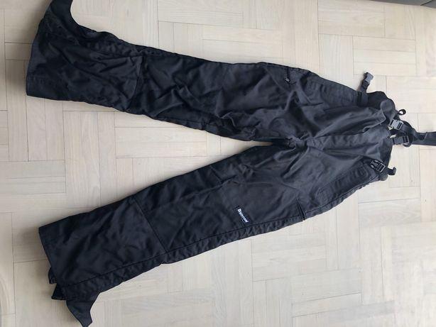 Spodnie narciarskie, snowboardowe BURTON, męskie XL czarne
