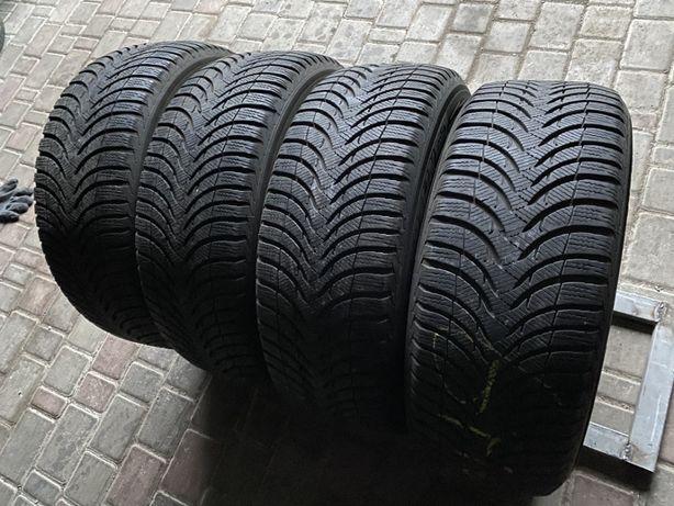 Зима 225/55/R16 7.3мм Michelin Alpin A4 4шт Зимняя резина