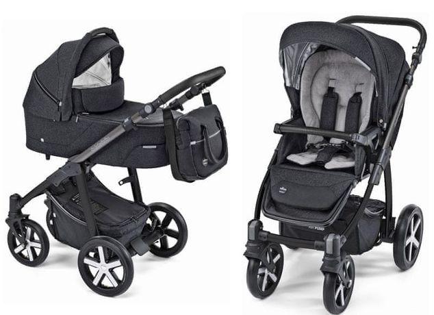 Универсальная коляска 2 в 1 Baby Design Husky NR 2020