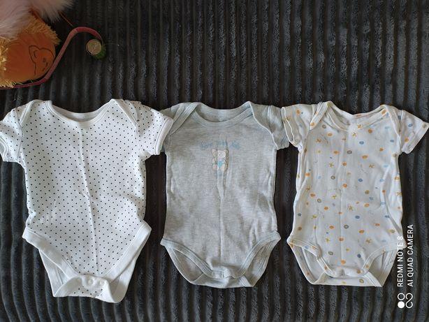 Речі для новонароджених, 0-3. Боді з коротким рукавом.