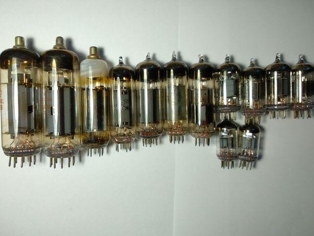 Радио лампы