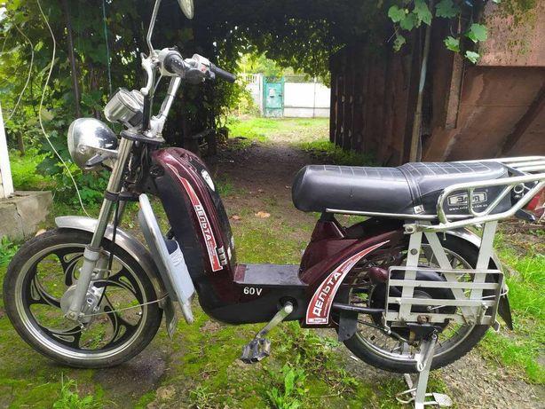 Продам ЭлектроВелосипед 500w 60v