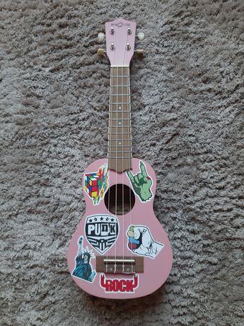 Укулеле. Гавайская гитара. СРОЧНО