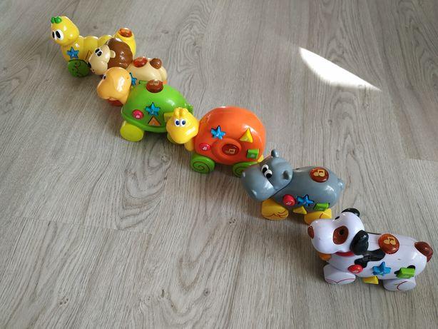 primeiros brinquedos coleção completa