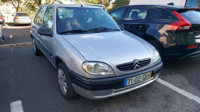 Citroën Saxo 1.0 ano 2000 Impecável