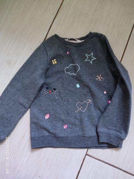 Sweterek h&m 4-5latki