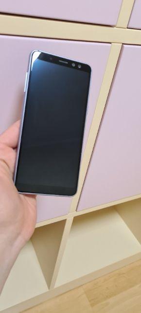 Телефон Samsung Galaxy A8 2018 32GB Orchid Grey