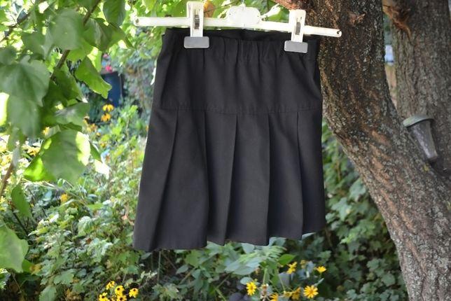 Школьная юбка Next (комплект 2 шт) рост 125-128 см