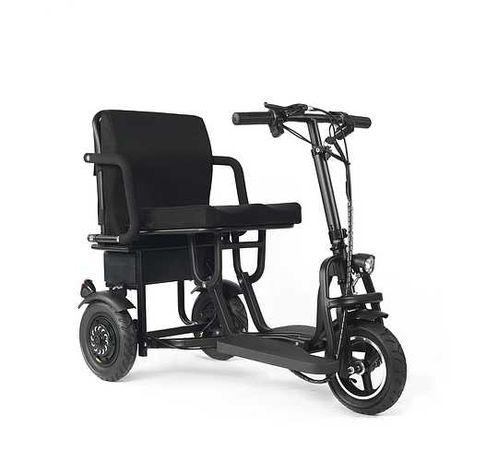 Складной электроскутер для пожилых людей MIRID S-48350.Электроколяска