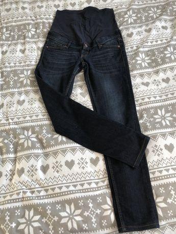 Spodnie ciążowe h&m mama 38