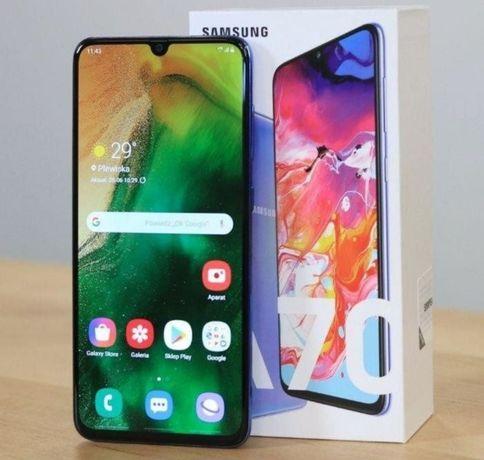 """Акция Смартфон-телефон Samsung GALAXY A70/70s-6/128 6.7""""подарки"""
