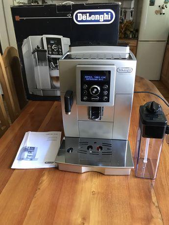 Кофемашина Delonghi Ecam 23.460 Cappuccino Пробег 2500Чашек!
