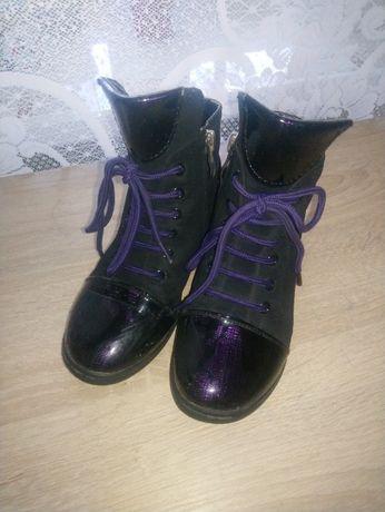 Дитяче взуття - черевики демісезонні 29 розмір