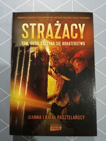 Strażacy - Joanna i Rafał Pasztelańscy
