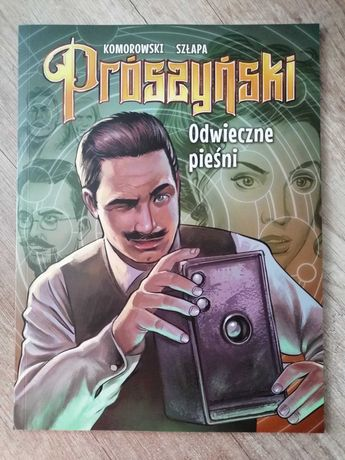 Prószyński. Odwieczne pieśni - KOMOROWSKI PIOTR, SZŁAPA RAFAŁ