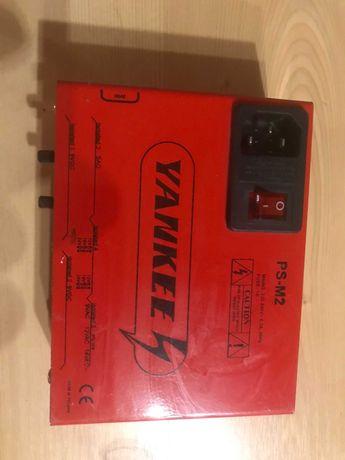 Zasilacz Yankee PS-M2 pedalboard 9V, 12V, 18V, 24V DC AC