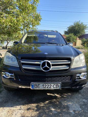 Mercedes GL450 2007