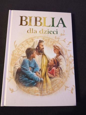 Biblia dla dzieci ilustrowana nowa