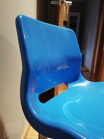 Cadeira escritório azul
