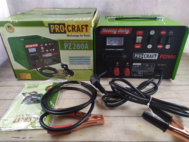 Устройство пуско-зарядное procraft pz280a зарядка для аккумулятора