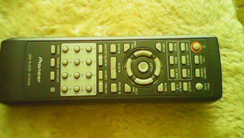Pilot oryginalny DVD player VXX2702 pioneer