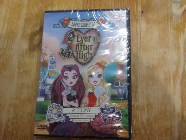 Ever After High film DVD