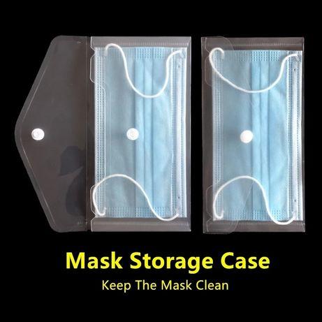 Porta máscaras novo com portes incluídos