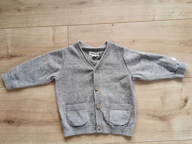 Sweterek niemowlęcy firmy Kappalh r. 62