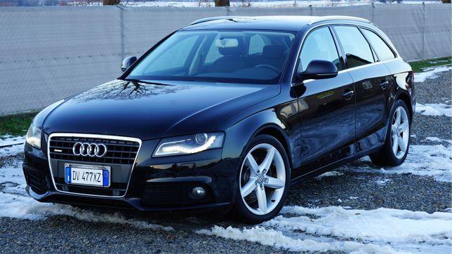Audi a4 b8 2.0tdi 170km quattro sprowadzona nowy rozrząd