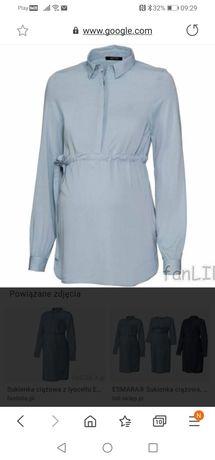 Bluzka, koszula, ciążowa, ciąża, do karmienia, karmienie 42
