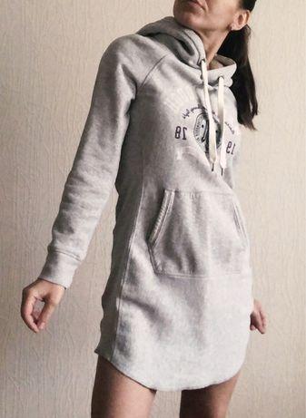 Теплое спортивное платье H&M