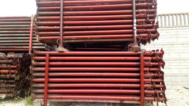 Stemple budowlane regulowane używane podpory Dźwigar H20 Doki