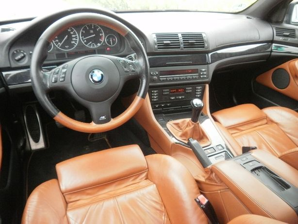 BMW 5 e39 individual m-pakiet 2003r 2.5 benzyna+LPG.