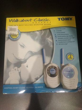 Радионянь TOMY Walkabout Classic