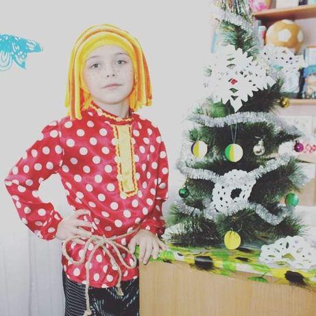 Новогодний костюм домовой Кузя