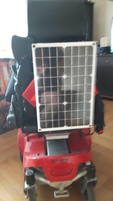 ELEKTRYCZNY wózek inwalidzki PADAVAN PR 50 zamienię lub sprzedam