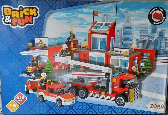 Sets blocos de construção