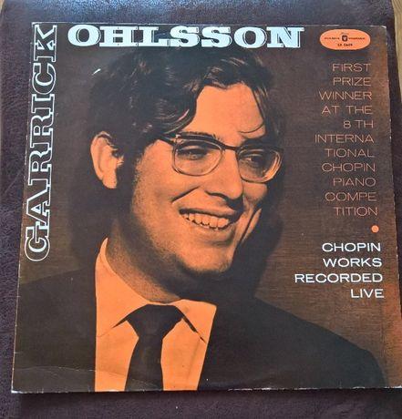 Płyta Winylowa Garlrick Ohlsson Chopin,Works,Recordedl,Live