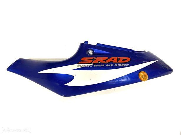 carenagem lateral esquerda suzuki gsxr 600 srad usado
