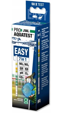 JBL Proaquatest Easy 7in1 - test akwarium