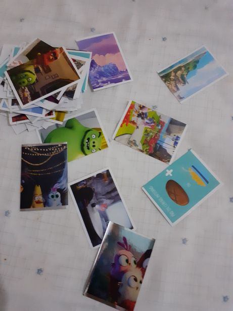 Cromos angry birds